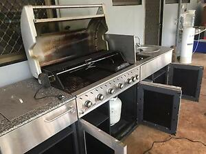 Matador 6 burner outdoor kitchen Darwin Airport Darwin City Preview