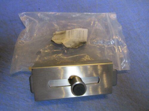 1 Bobrick 1040-42 Latch Assembly Lavatory Slide Latch Packet Inswing / Outswing