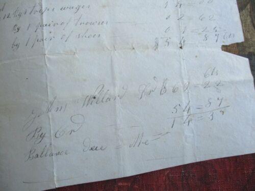 1831 Jonathan Cilley (House of Reps.),Prince,Willard,Thomaston,Maine Document