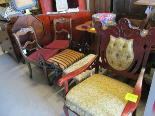 Antique Store Inventory Large Furniture And Misc. Over 10000 Pieces Open A Store