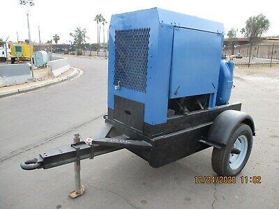 7 Gorman Rupp Towable Water-trash Pump Diesel