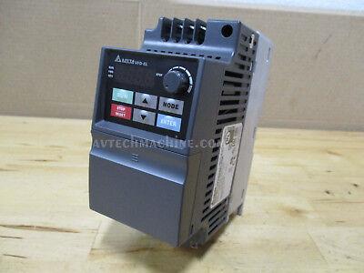 Delta Inverter Vfd004el43a Ac Variable Frequency Drive 12hp 3 Phase 380v-460v