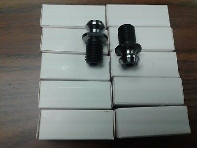 10pcs Coolant Thru Cat40 Retention Knobs Ps-475 For Fadalmazak-newtool Holders
