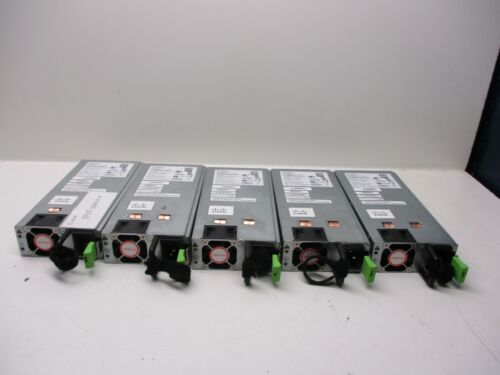 Lot of 5 Cisco 1200w Server Power Supply DPST-1200CB A 1200W