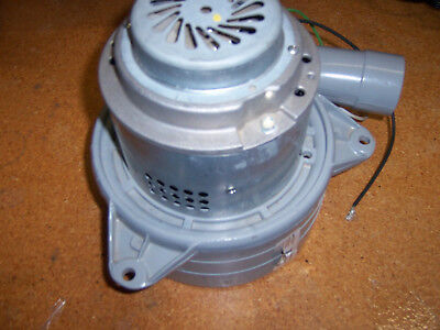 Lamb Ametek 3 Stage Vacuum Motor 220 V New Tennant Nobles