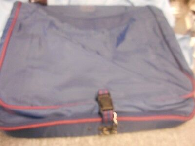 """MWT DELUXE FULL CAPACITY 46"""" LONG TOTES GARMENT BAG LUGGAGE TRAVEL TOTE SUIT"""