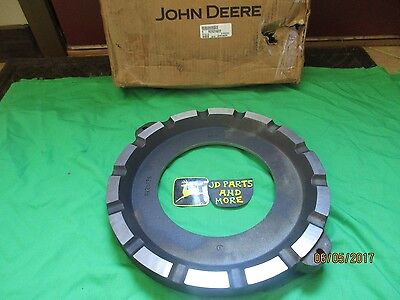 New Oem John Deere Wheel Loader Dual Brake Plate Yz121022yz121021 Models Below