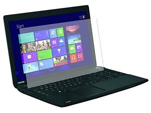 Anti-Glare-Screen-Protector-For-15-6-034-Toshiba-Satellite-P55-laptop-non-touch