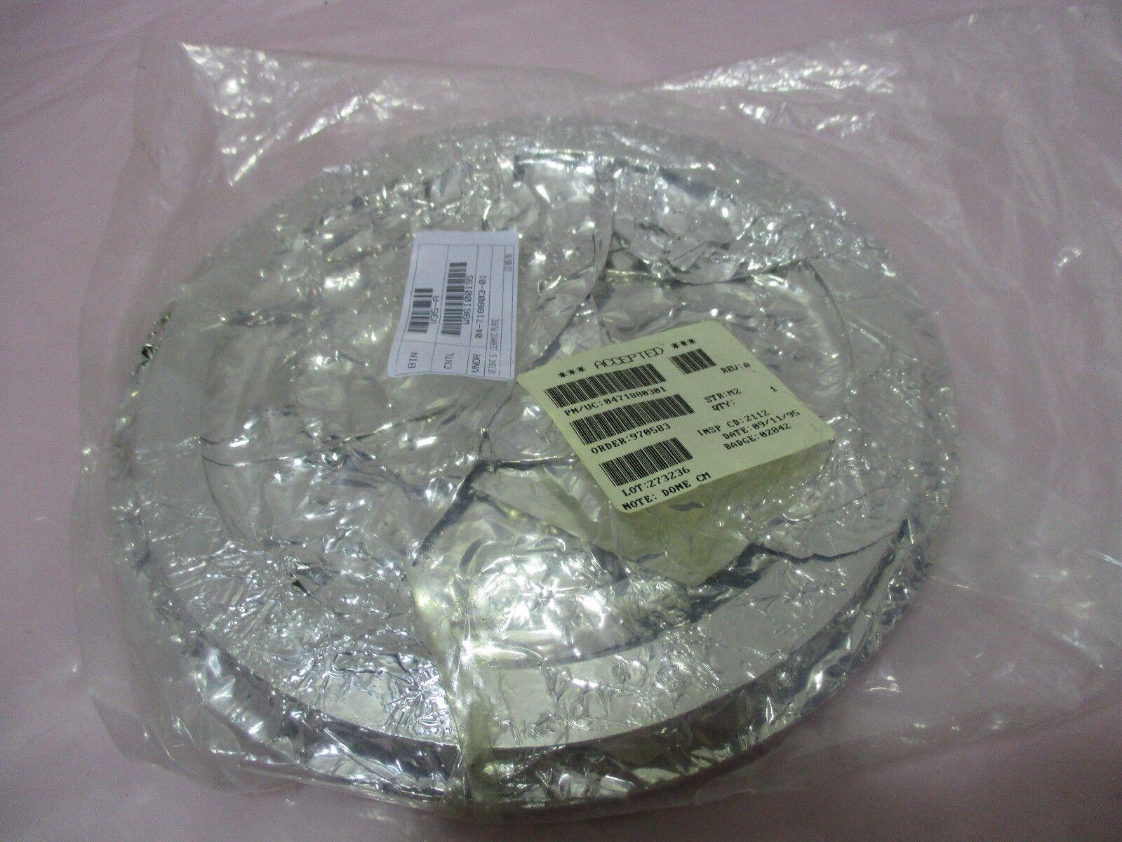 """Varian 0471880301 Plate 6"""" Ceramic, Novellus 04-718803-01 Mounting, Ring, 420710"""