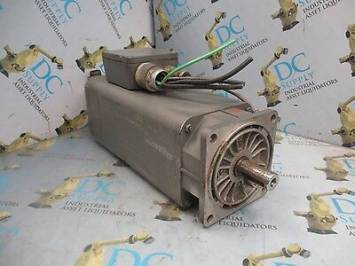 Cincinnati Milacron 1ft5076-0ac01-2-z 3 Ph 3100 Rpm 150 V Permanent-magnet Motor