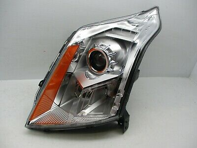 OEM 2010 2011 2012 2013 2014 Cadillac SRX Left Headlight Halogen Driver LH
