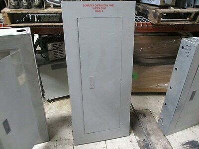 Siemens Main Breaker Circuit Breaker Panel Cdp-7 200a Main 42-slot 3ph 4w Used