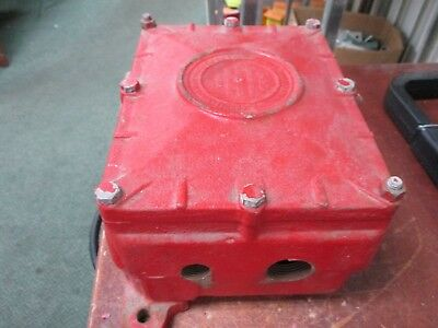 Crouse-hinds Explosion Proof Condulet Box Ejb 68 Used