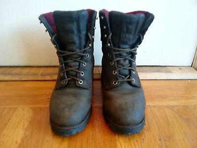 Chippewa 8' Waterproof Insulated Boots - Mens Chippewa 8