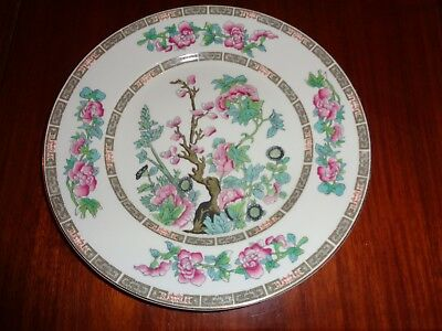 Maddock & Sons Vitreous England Salad Or Breakfast Plate INDIAN TREE