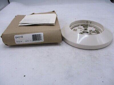 New System Sensor B401b Smoke Detector