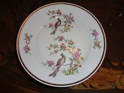 Kahla Germany BIRD OF PARADISE Salad Breakfast Tea Plate