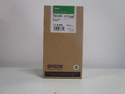 Картридж для принтера EPSON T653B GREEN