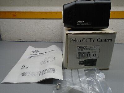 New Old Stock Cc3500h-2 Pelco Cctv Camera Cc3500h2 W37