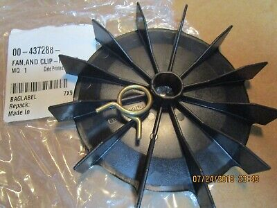 Hobart 403 Tenderizer Motor Fan And Clip Oem 00-437288