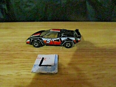 1985 Matchbox Lamborghini Count Ach L.P. 500's Die cast 1:56 Scale for sale  Madison