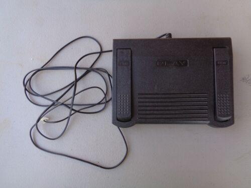 Dictaphone 0502845 Transcription Transcriber Foot Pedal Control