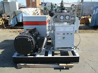 Gardner Denver 150 Hp Rotary Screw Air Compressor 100 Psi