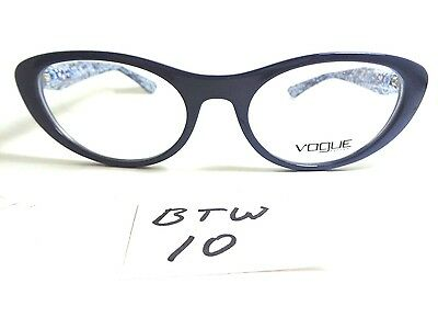 New Vogue Eyeglass Frame LIUSHISHI Blue Cat Eye Shape (BTW-10)