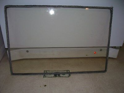 "Quadrafire Edge 60 Pellet Stove Glass + gasket  21"" x 14"" 7034-023-AMP for sale  Colville"