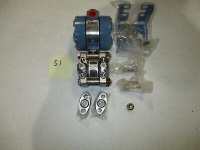Rosemount 1151 Differential Pressure Transmitter Pn-1151dp6e22b2c6