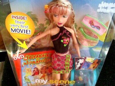 My Scene Jammin in Jamaica Barbie C1220 NRFB