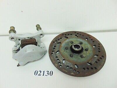 02130 Arctic Cat ZR 700 OEM Brake Caliper & Disc Rotor 99 1999