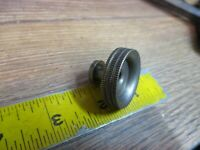 "NOS Dia-Compe 13mm Hex /""Gran Compe/"" Chromed Brass M6 Pivot Adjuster Nut Japan"