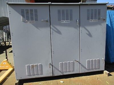 Cutler Hammer 1200a 480x120208v Nema 3r Temporary Power Substation- E2065