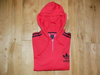 Adidas Men's Full Zip Up Hoodie Size XL