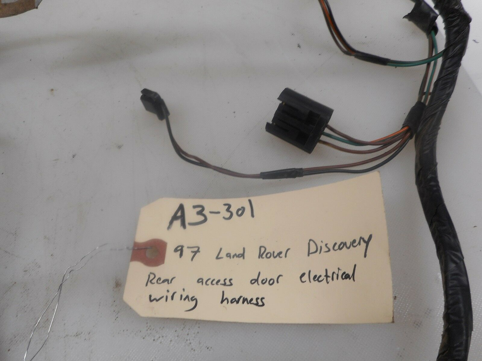 used 1997 land rover discovery interior door panels and parts for 1997 land rover discovery rear access door electrical wiring harness cargo