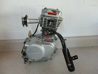 2011 HONDA CRF100 120CC BIG BORE COMPLETE RUNNING MOTOR ENGINE PORTED, 804