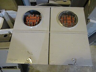 Milbank 2 Position Instrument Transformer Rated Meter Socket