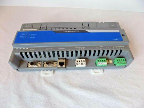 JOHNSON CONTROLS CK721 MK721 24VDC 24VA MAX 27-4805-5 CARDKEY CARD KEY