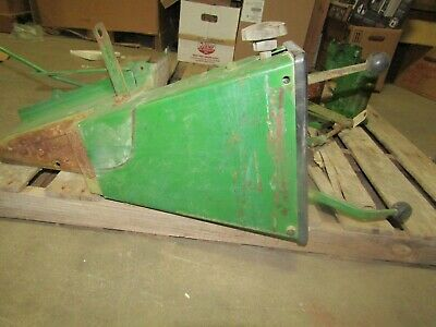 John Deere 4320 Tractor Side Console Assembly Ar40809 25672