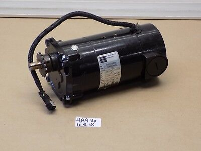Used Pulloff Bodine Gear Motor 32a3bepm-z2 130v 112hp 181 Ratio 139 Rpm