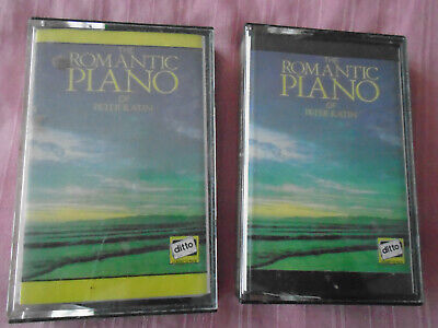 The Romantic Piano of Peter Katin: 2 Cassettes:
