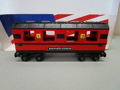 "Lego Harry Potter HOGWARTS EXPRESS TRAIN ""PASSENGER CAR ONLY"" FROM SET 4708"