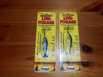 Clam Time Bomb Rattle Spoon Glow Rainbow Tiger 1//8 oz #12 Treble Hook Ice Lure