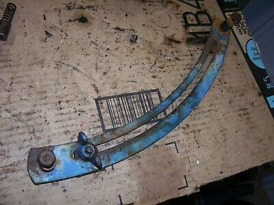 Vintage Ford 6000 Commander Diesel Tractor- 3 Point Lever Guide Stop