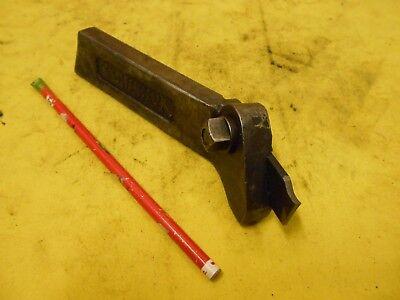 Armstrong Usa No. 32 - R Lathe Parting Tool Holder Engine Metal Cutoff Blade