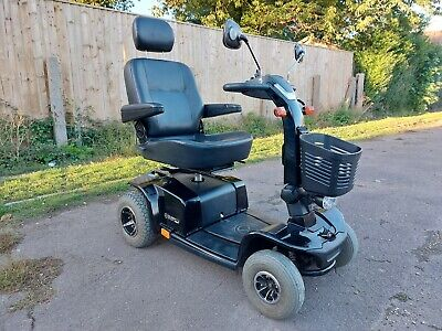 PRIDE CELEBRITY X SPORT MOBILITY SCOOTER 8 MPH PORTABLE CLASS 3 ROAD LEGAL