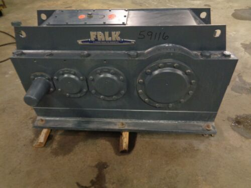 FALK GEAR REDUCER 465A3-C (200 HP) ratio 22.21 : 1 See pictures for details