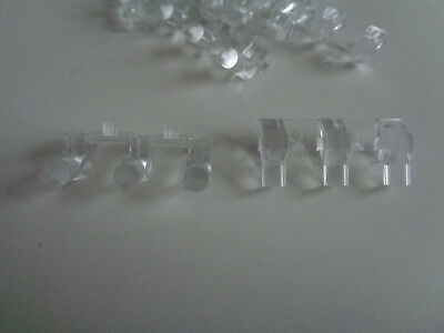 Dialight 515-1010 Led Optical Light Pipe 25 Pieces - New