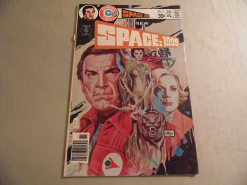 Space 1999 #7 (Charlton Comics 1976) Free Domestic Shipping